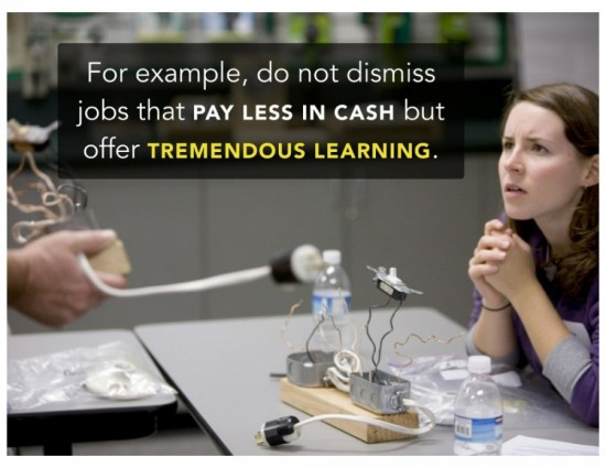 Less Paying Jobs