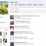 Happy Farm Facebook Page
