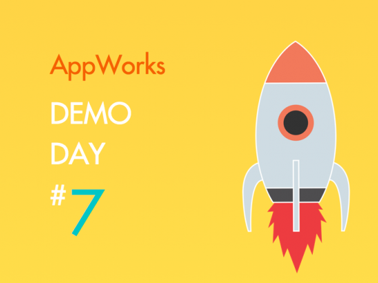 AppWorks Demo Day #7 Cover