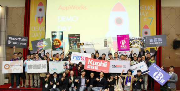 AppWorks Demo Day #7