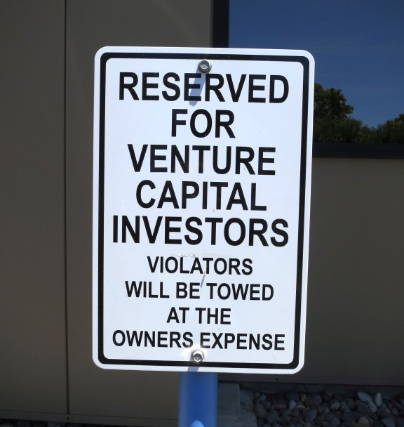 Reserved for Venture Capital Investors
