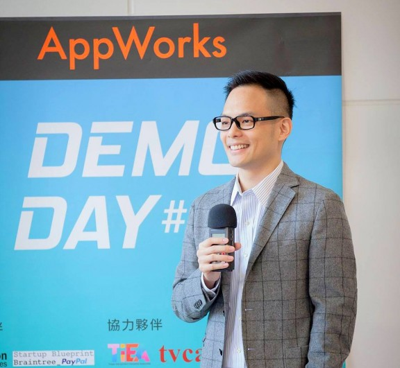 Jamie Lin (林之晨), Founder of AppWorks