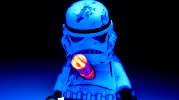 Dead Trooper