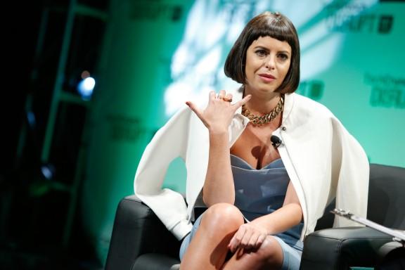 Sophia Amoruso, Founder, Nasty Gal