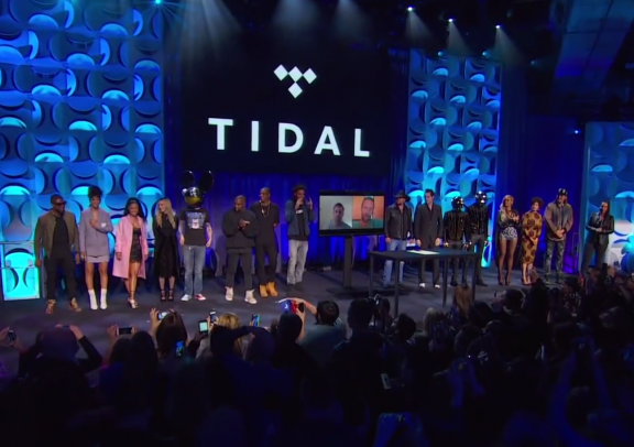 TIDAL's 16 celeb owners