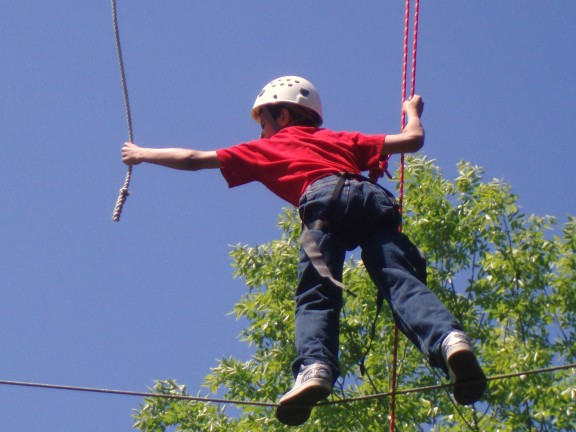 Walking on High Ropes