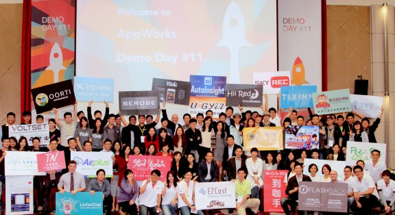 AppWorks Demo Day #11